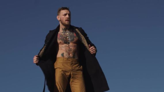Conor McGregor Tells Us His Favorite Romantic Comedy