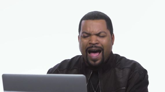 Ice Cube Goes Undercover on Twitter, Instagram, Reddit, and Wikipedia