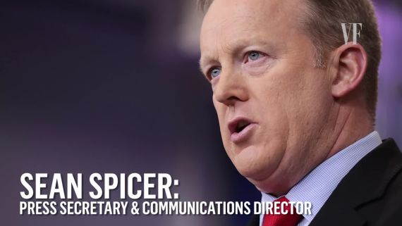 Sean Spicer: The Voice of The White House