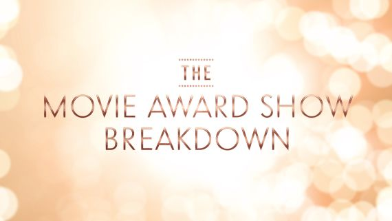 Breaking Down Who Actually Wins At Movie Award Shows