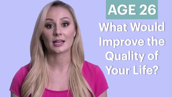 70 People Ages 5-75 Answer: What Would Improve the Quality of Your Life?