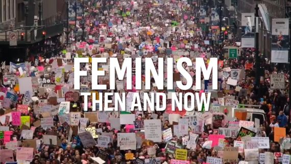 The Faces of Feminism: Then and Now