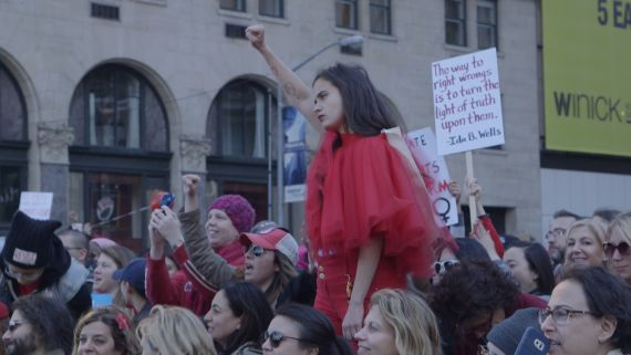 Stories From the Women's Strike on International Women's Day