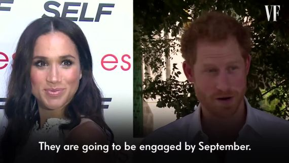 What Happens When Prince Harry and Meghan Markle Go to a Wedding
