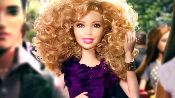 The Evolution of the Barbie Doll