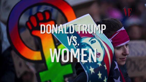 Donald Trump vs. Women