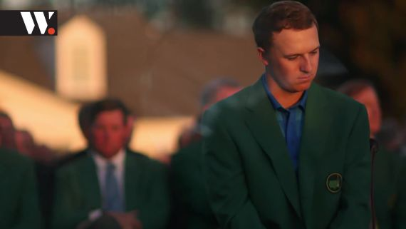How Does Jordan Spieth Bounce Back At The 2016 Masters?