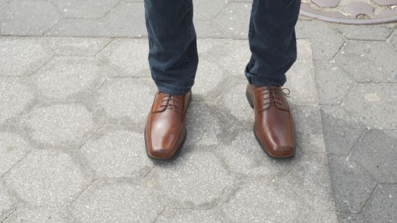 Only You Can Stop Square-Toe Shoes Syndrome