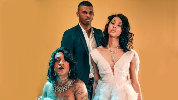 """Hideaway"" Is Mykki Blanco's Artful Exploration of HIV Stigma"