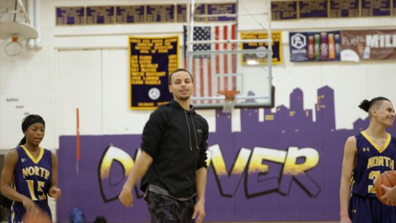 Can Steph Curry Beat a Group of High Schoolers in the World's Longest Game of H-O-R-S-E?