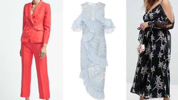 12 Looks To Wear To A Spring Wedding