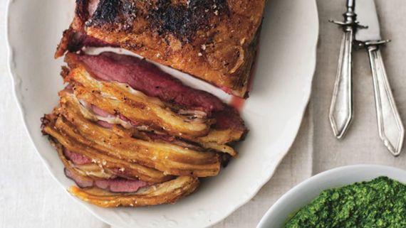 Roast Sirloin of Beef