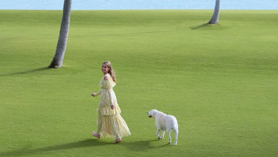 Inside Aerin Lauder's Family's Home in Palm Beach