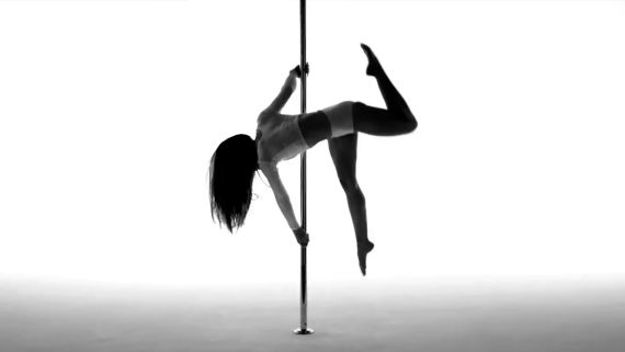 Victoria's Secret Choreographer Jermaine Browne Demonstrates the Allure of Pole Dancing
