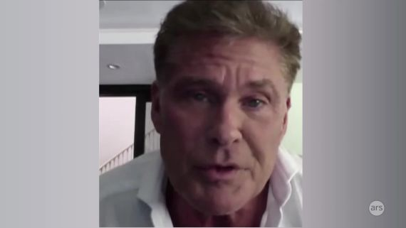 Short Film Showcase: a chat with David Hasselhoff | Ars Technica