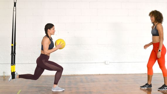Strongest SELF Ever Challenge: Total-Body HIIT!