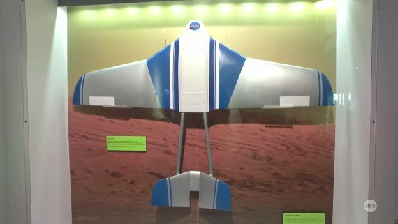 Drones: Is the Sky the Limit exhibit at the Intrepid Museum | Ars Technica