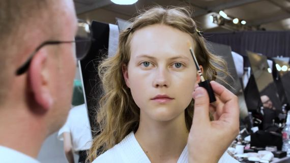 Watch the Makeover Process for Dior's 2018 Cruise Show