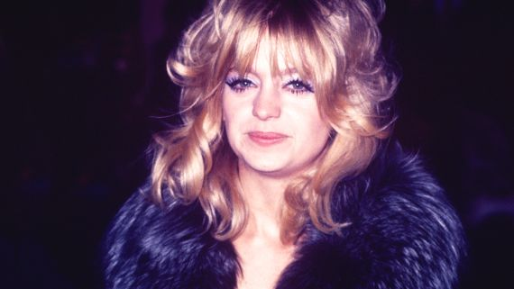 Goldie Hawn's Marvelous Hair Highlights Through The Years