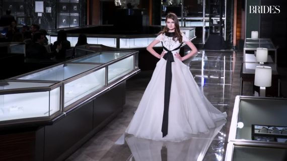Reem Acra's Wedding Dresses: Spring 2018