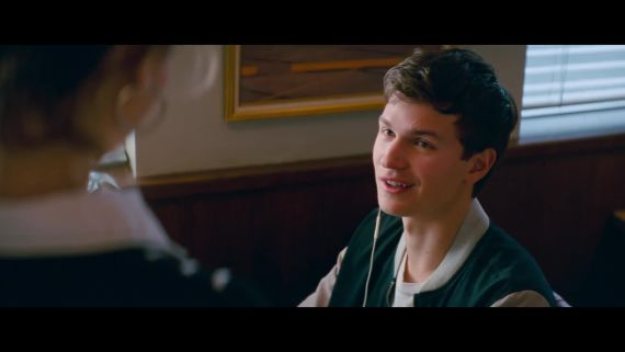 This Clip From Ansel Elgort's New Movie Baby Driver Will Make Your Heart Race