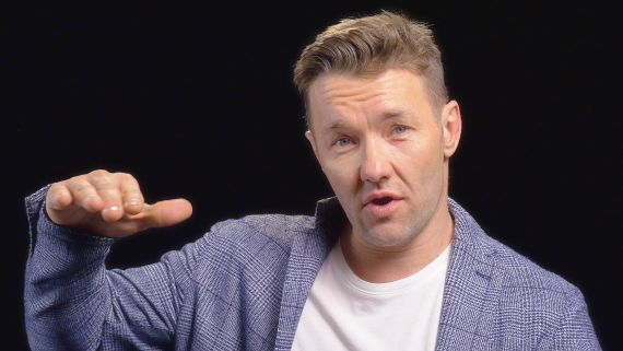 Joel Edgerton Hulked Out During His Least Favorite Birthday