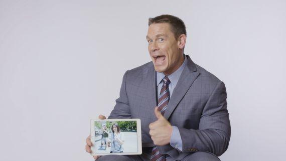 John Cena Interviewed by New York City