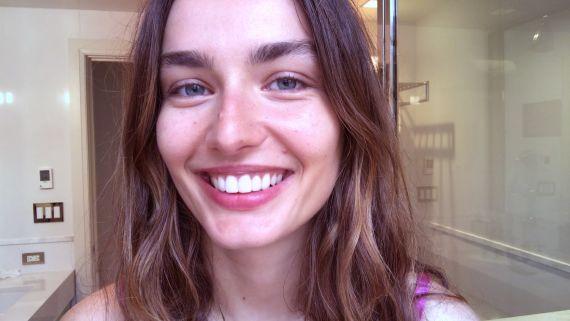Watch Andreea Diaconu's Witchy Beauty Routine   Beauty Secrets