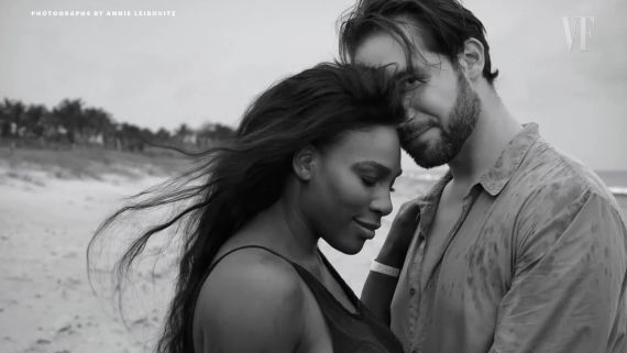 The Love Story of Serena Williams and Alexis Ohanian