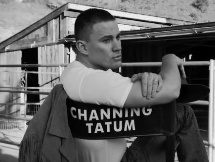 Channing Tatum for Vanity Fair - Fashionably Fly