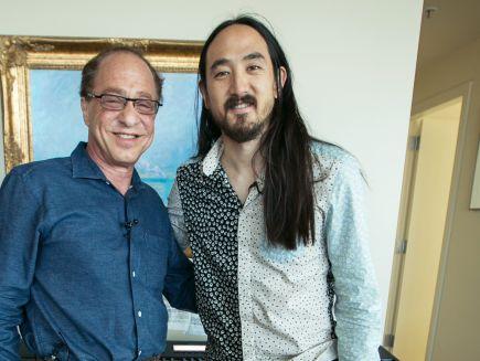 Ray Kurzweil & Steve Aoki Talk Technology, the Future & Humanity