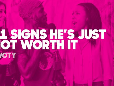 signs he is dating material 15 sure signs you're dating a high value man here are the sure signs you're dating a high to you has nothing to do with the material things in life he.