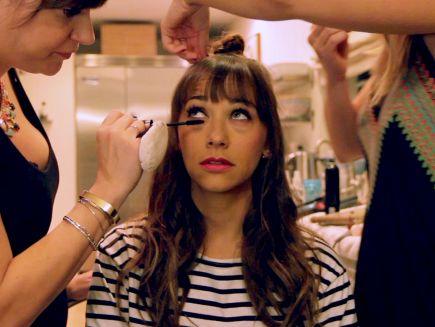 Rashida Jones Makeup Fascinating Watch Allure Insiders  Get Ready With Rashida Jones  Allure Inspiration