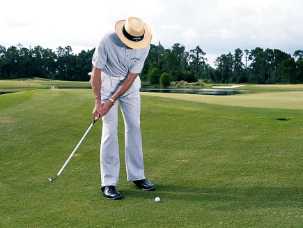 how to read putting greens better