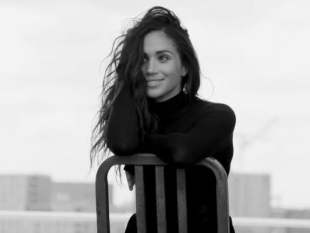 Meghan Markle Vanity Fair October 2017 BTS Video