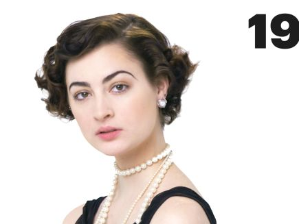 100 Years of Beauty - 100 Years of Short Hair