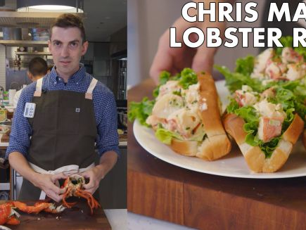 From the Test Kitchen - Chris Makes Lobster Rolls