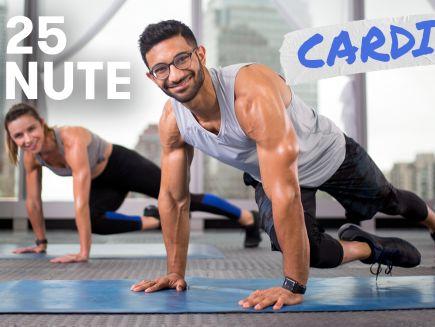 25-Minute Cardio Push