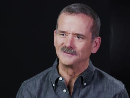 Astronaut Chris Hadfield on 13 Moments That Changed His Life