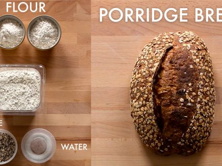 Handcrafted - How to Make 3 Kinds of Bread from 1 Sourdough Starter