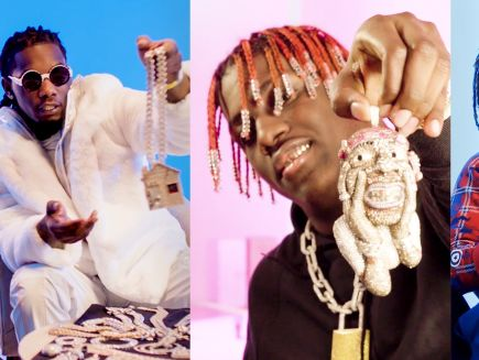 Best of On the Rocks: Quavo, Offset and More Rappers Show Off Their Jewelry Collections