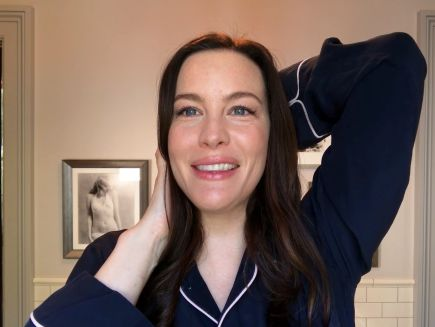 Beauty Secrets - Watch Liv Tyler Do Her 25-Step Beauty and Self-Care Routine