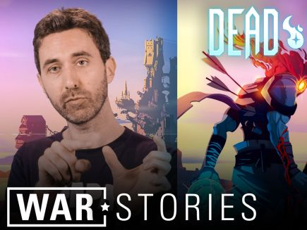Dead Cells: How to avoid falling to your death (and resurrection)   War Stories