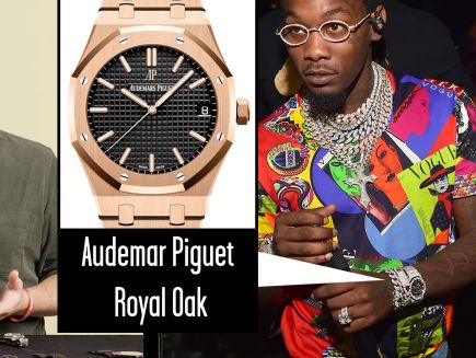 Fine Points - Watch Expert Critiques Celebrities' Watches
