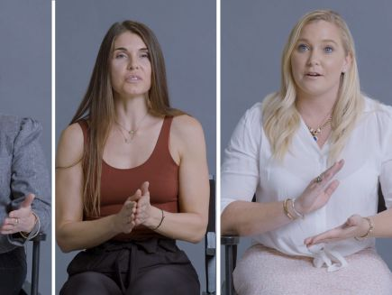 What These 3 Survivors of Jeffrey Epstein Want You To Know