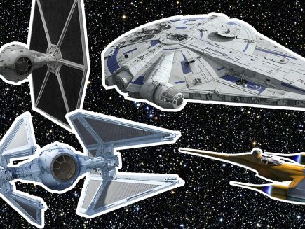 Each and Every - Every Starfighter in Star Wars Explained