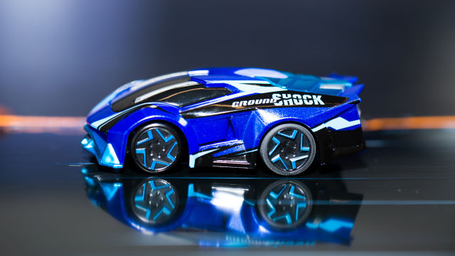 Anki Overdrive is What You Always Wished Your Hot Wheels Could Be
