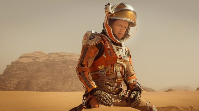 The Martian | WIRED Movie Review