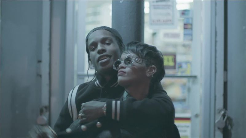 Watch Asap Rocky - Fashion Killa Watch A AP Rocky Rihanna