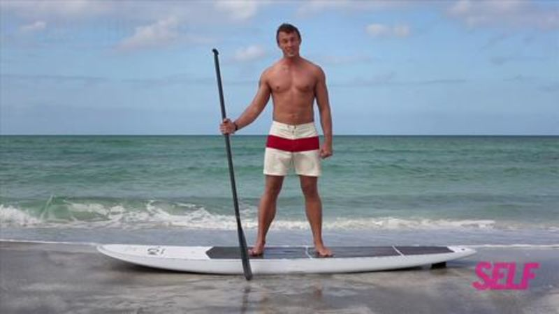 Watch Trainer To Go All Over Toner Stand Up Paddleboard